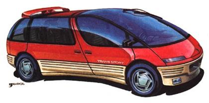1986 Pontiac Transsport