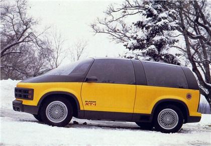1987 Chevrolet Blazer XT-1