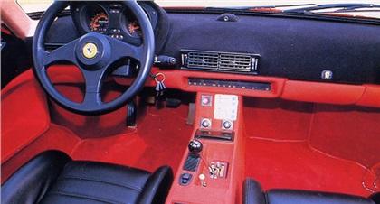 Ferrari 408 Integrale (I.DE.A), 1987 - Interior