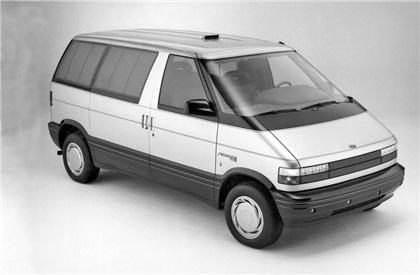 1987 Ford HFX Aerostar (Ghia)