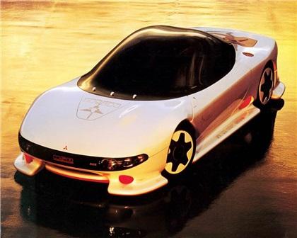 1987 Mitsubishi HSR I