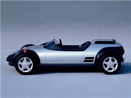 1987 Nissan Saurus Concept