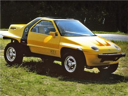 1987 Suzuki RT-1