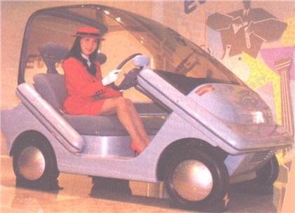 1987 Toyota EV-30