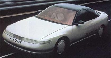 1987 Toyota FXV-II