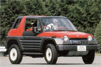 1989 Toyota RAV-Four