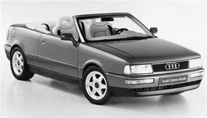 1989 Audi Cabrio-Studie