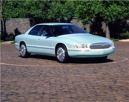 1989 Buick Park Avenue Essence