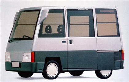 1989 Daihatsu Hijet Dumbo
