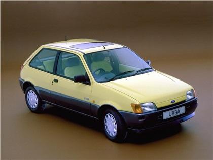 1989 Ford Fiesta Urba