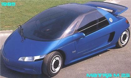 1989 Matra M25