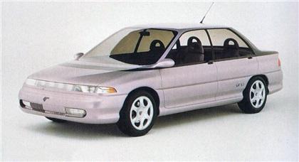 1989 Mercury Concept One