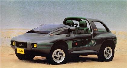 1989 Mitsubishi RVR