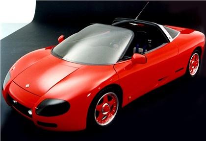 1989 Nissan 300XM (NTC IF)