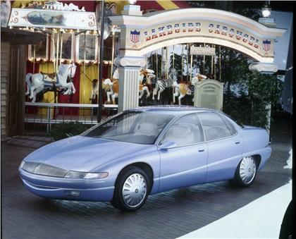 1990 Buick Bolero