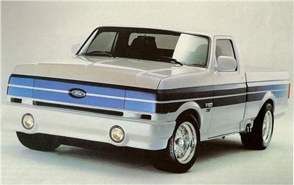 1990 Ford F-150 Street