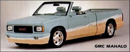 1990 GMC Mahalo