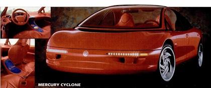 1990 Mercury Cyclone