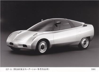 1991 Honda EP-X