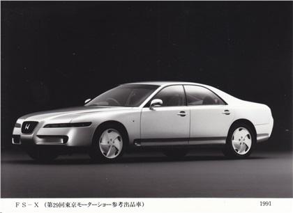 1991 Honda FS-X