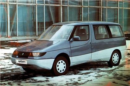 1991 AZLK Arbat