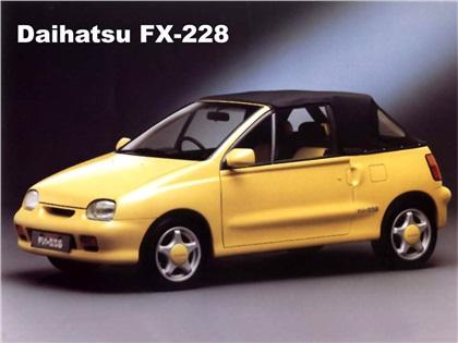 1991 Daihatsu FX-228