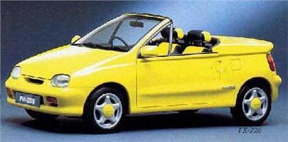 Daihatsu FX-228, 1991
