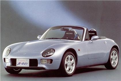 1991 Daihatsu X-021