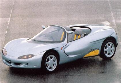 1991 Mitsubishi HSR III
