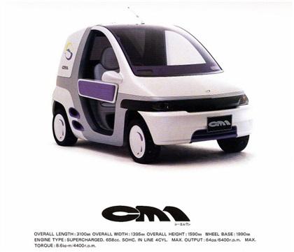1991 Subaru CM1