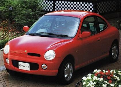 1991 Subaru Hanako