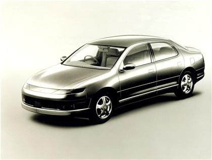 1991 Toyota AXV-III