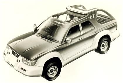 1991 Toyota Fun Runner