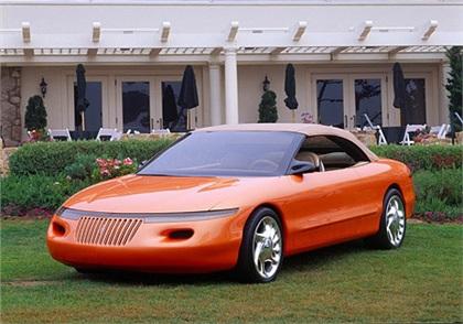 1992 Lincoln Marque-X