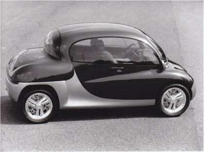 1993 Ford sub-B