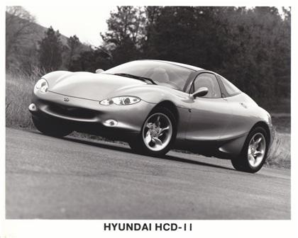 1993 Hyundai HCD-II