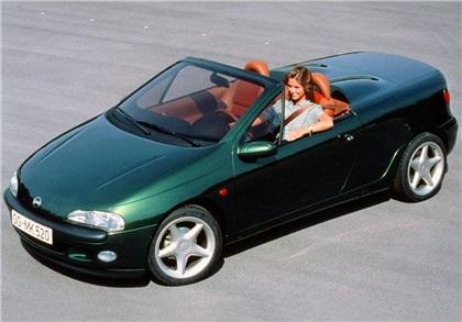 1993 Opel Tigra Roadster