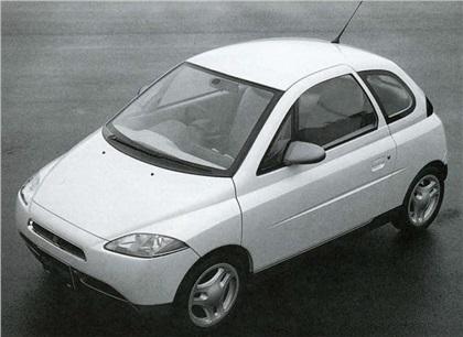 1993 Subaru Jusmin