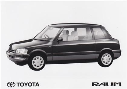 1993 Toyota Raum