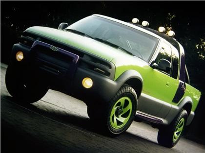 1993 Chevrolet Highlander