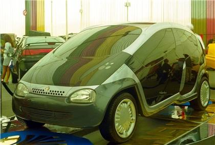 1993 Daewoo DACC-1