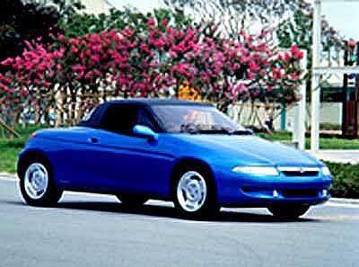1993 Daewoo Imago