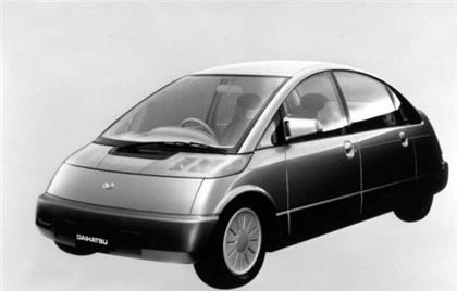 1993 Daihatsu Dash 21 (EV Sedan)