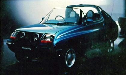 1993 Daihatsu MP-4 (Multi Personal 4)