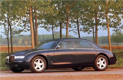 1993 Aston Martin Lagonda Vignale Ghia Autokonzepte