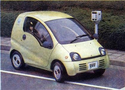 1993 Mitsubishi Mum 500