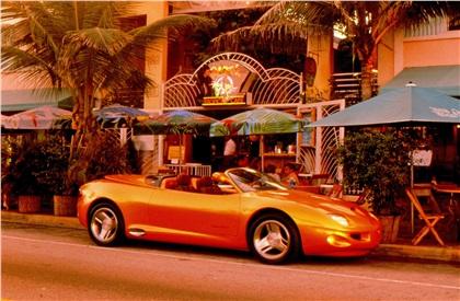 1994 Pontiac Sunfire Speedster