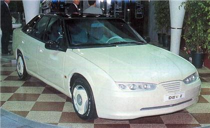1994 Daewoo DEV-2