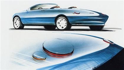 1994 Fiat Barchetta (Maggiora)