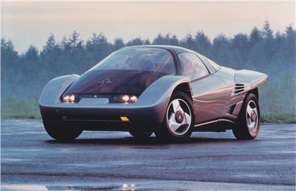 1995 Mitsubishi HSR V
